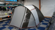 Tessin 5 Man Tent Package (Inc: Tent, 2 x Double Airbed, 4 x Sleeping Bag, Pump, Light)